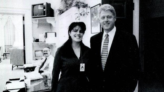 クリントン ビル モニカ