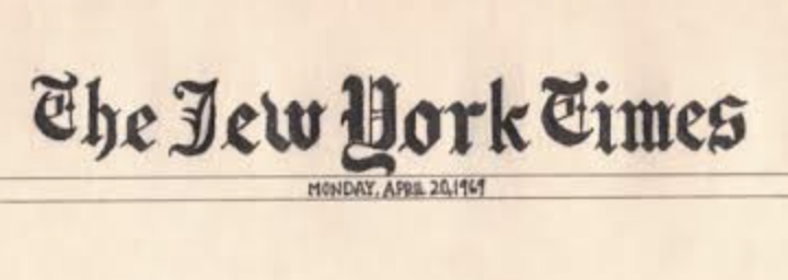 Jew york times