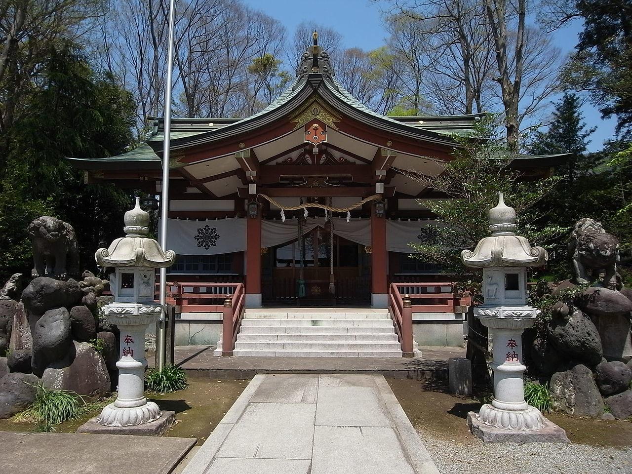 寒田神社(さむたじんじゃ)