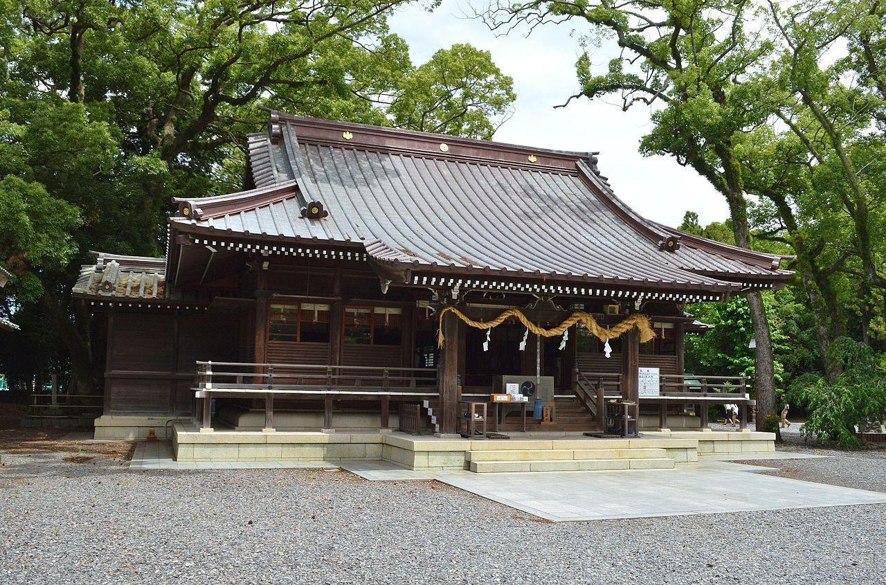 焼津神社(やいづじんじゃ)
