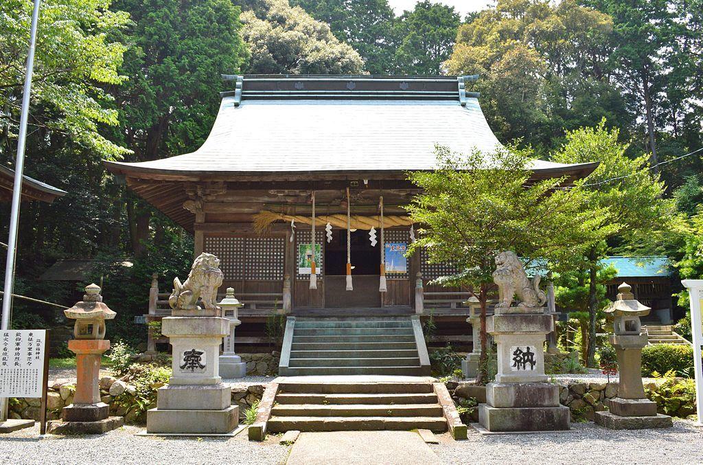 草薙神社(くさなぎじんじゃ)