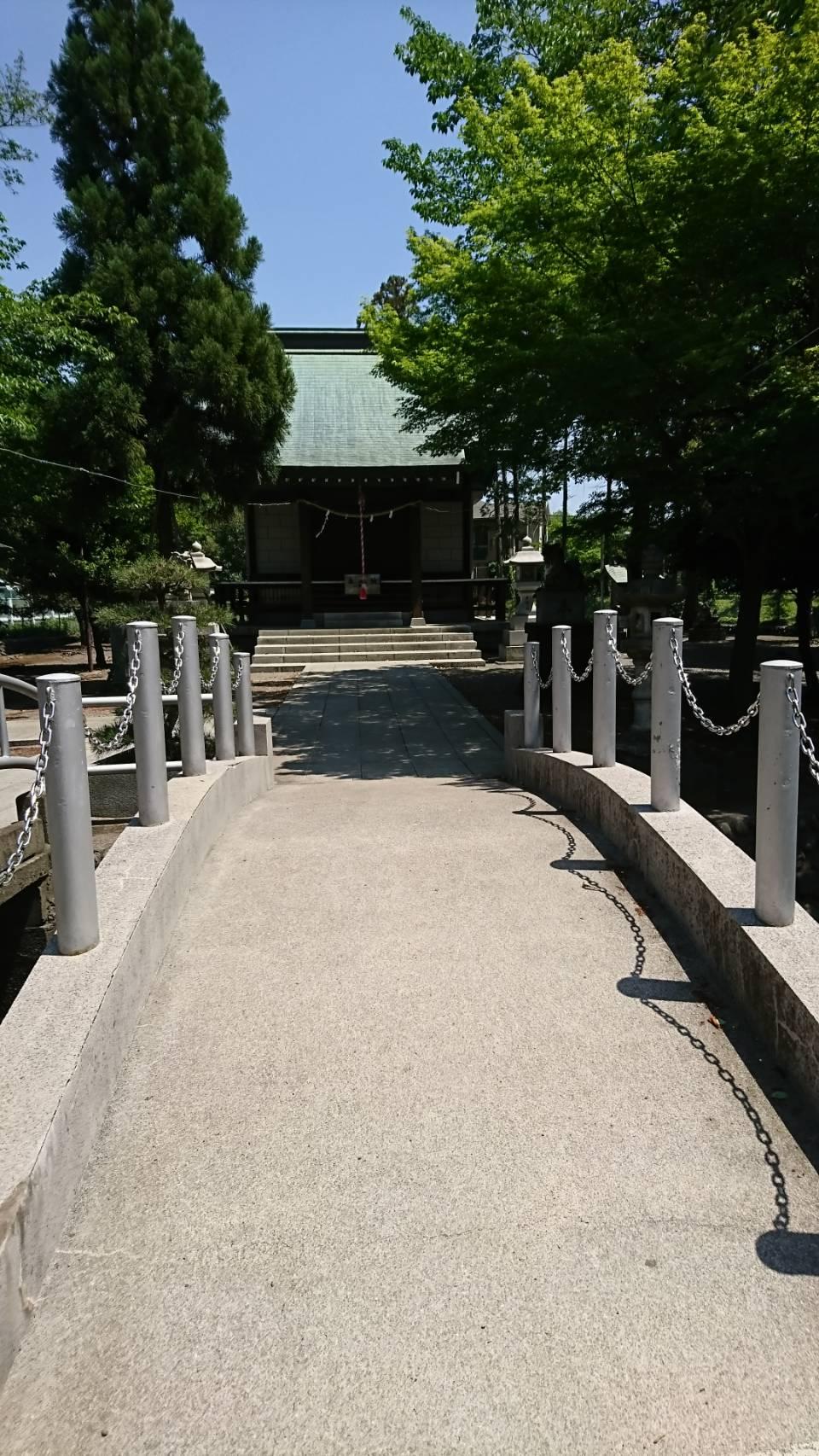 大沼神社 8