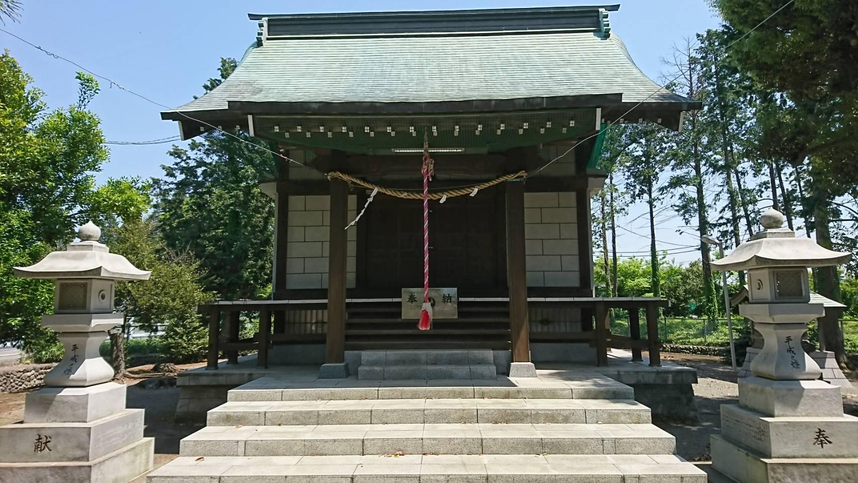大沼神社 13