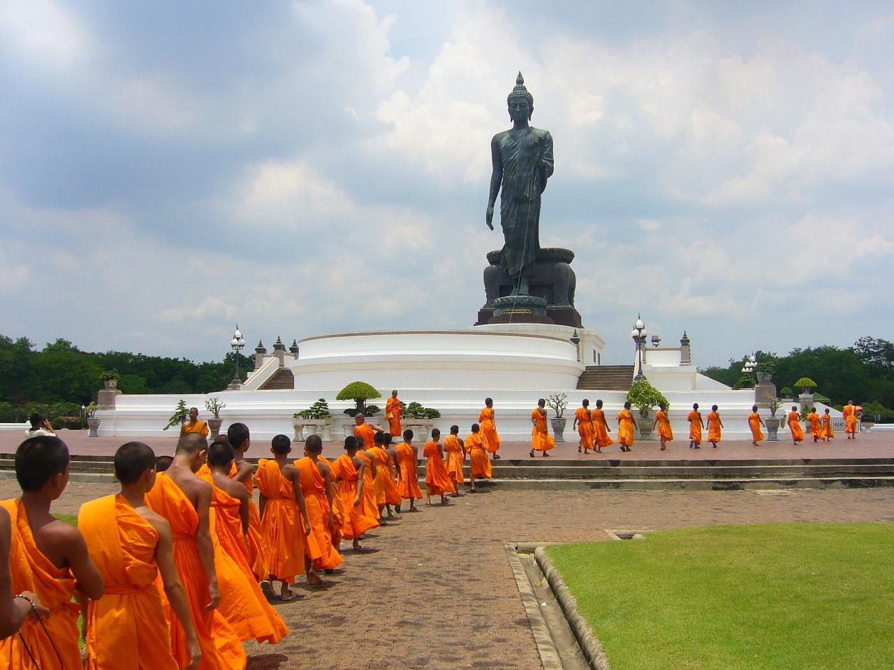 タイのサンガ
