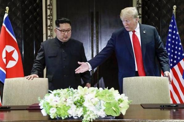 金正恩の北朝鮮が、トランプのアメリカに「無条件降伏」をした理由