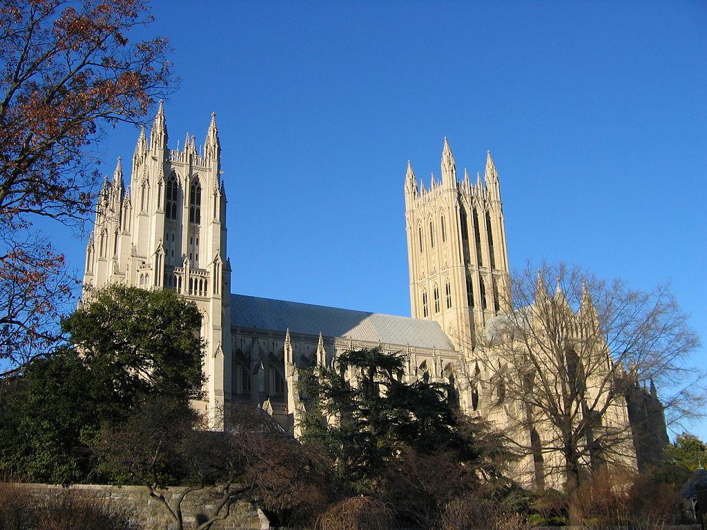 ワシントンD.C.の主教座聖堂