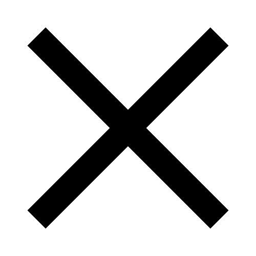 聖アンデレ十字(セント・アンドリュー・クロス Saint Andrews Cross)