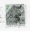 切手11  チェコ共和国