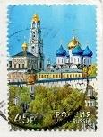 切手40  ロシア
