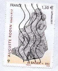 切手5  フランス