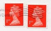 切手7  イギリス