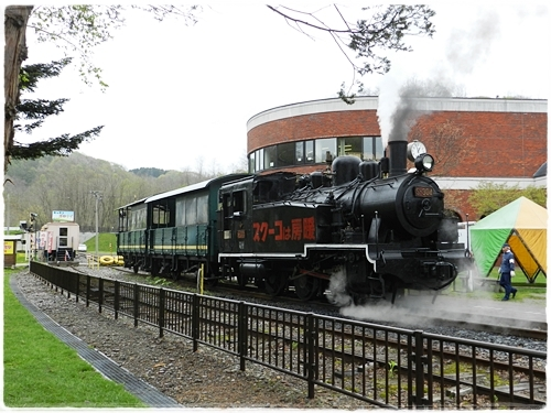S304蒸気機関車