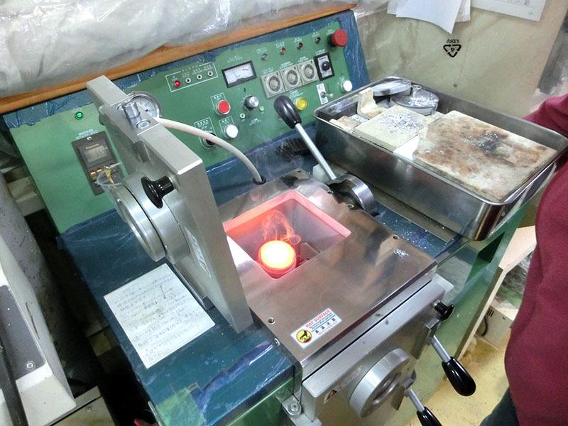 大田区 池上 パンタレイ panta rhei 鋳造 シルバー 真鍮 アクセサリー