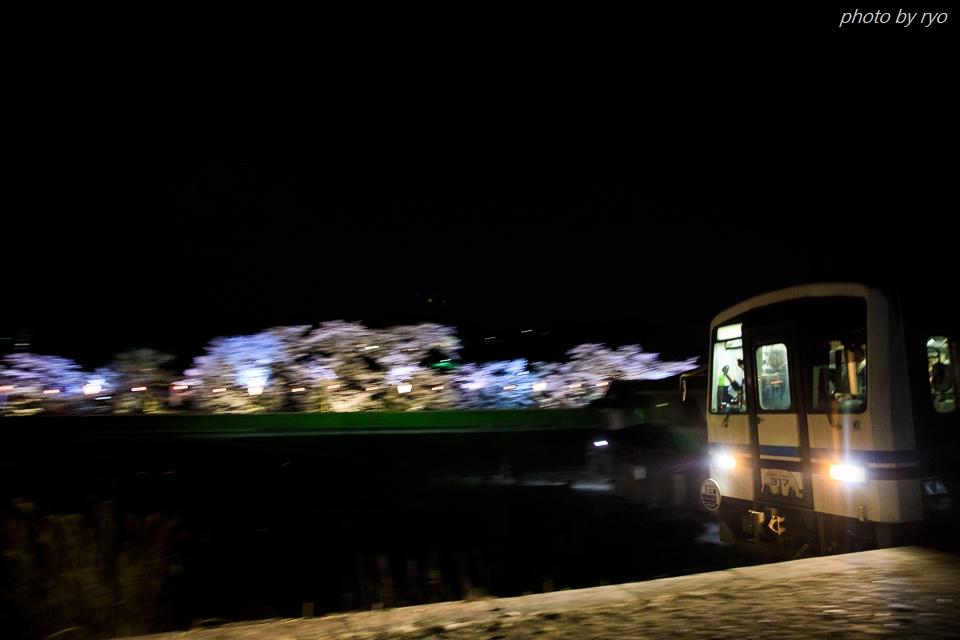 三江線 ~ラストランを桜と共に~_6
