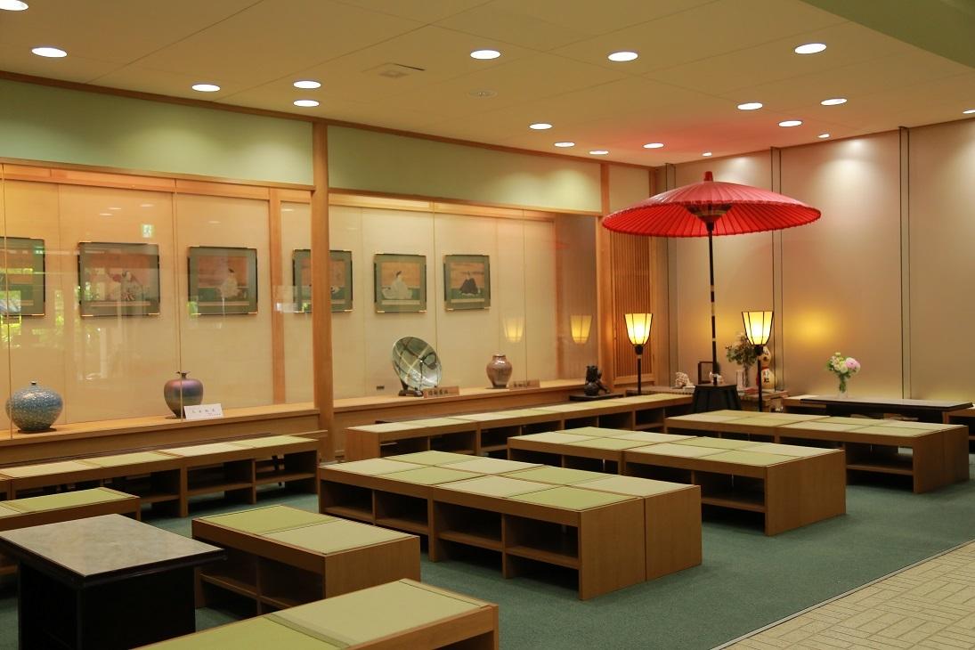 稲毛神社控室