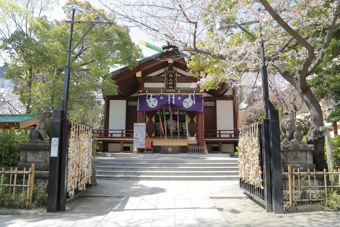 稲毛神社お宮参り (2)