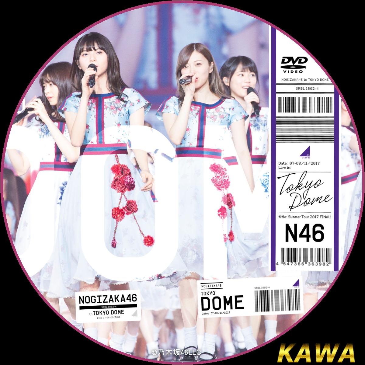 真夏の全国ツアー2017 FINAL!IN TOKYO DOME 完全生産限定盤 DVD