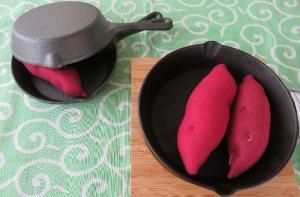 ニトスキ焼き芋