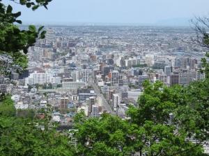 円山眺望2