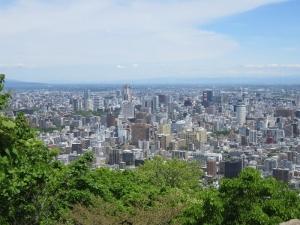 円山眺望1