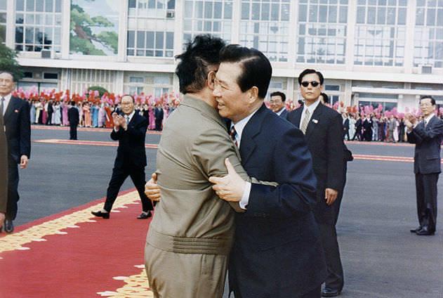 ④南北ウンコ首脳会談は恒例行事伝統芸ひな形茶番劇11年前とほぼ同じ!