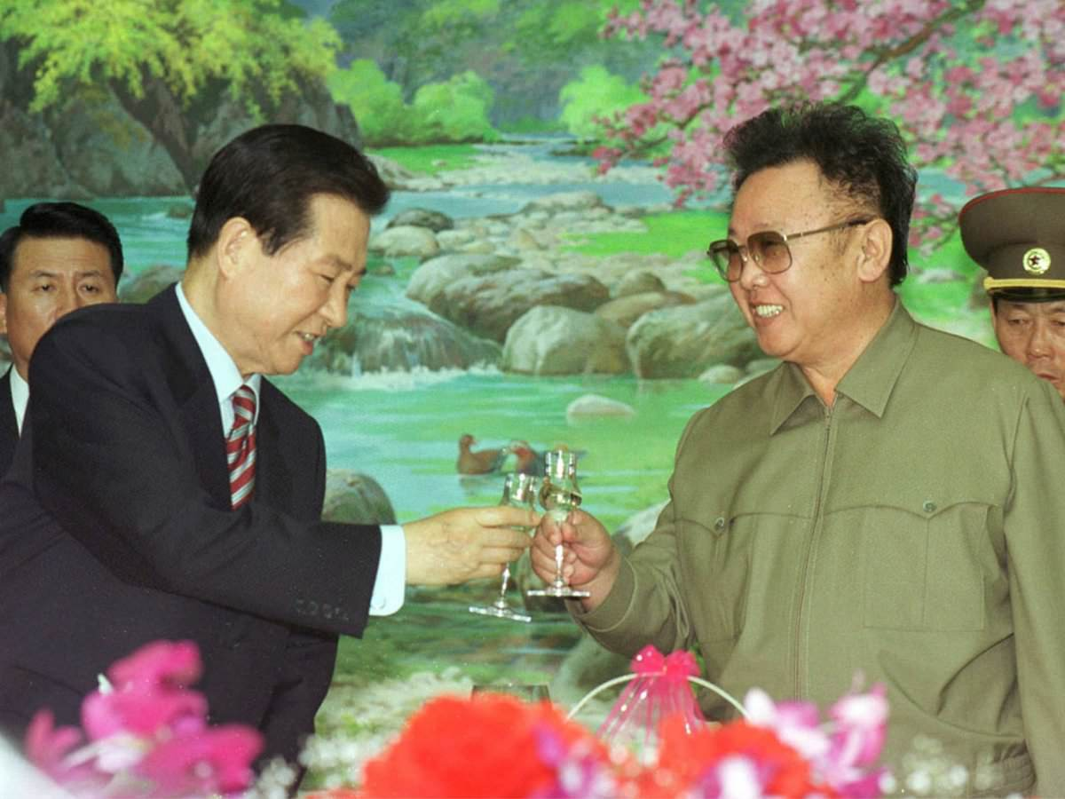 ⑥南北ウンコ首脳会談は恒例行事伝統芸ひな形茶番劇11年前とほぼ同じ!