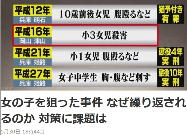 22少女猟奇殺人鬼【勝田州彦】は自衛隊員で両親は警察官!