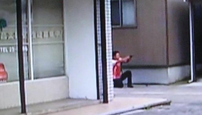 ⑩富山超凶暴男元自衛官【島津慧大】→警官を刺殺→銃を奪う→小学校警備員を射殺!