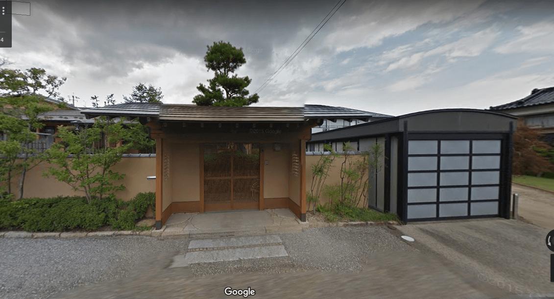 タカノ堀井玄関
