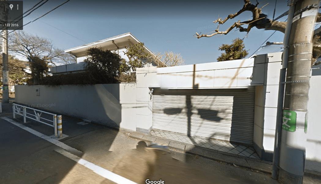 オーミケンシ龍車庫