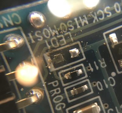 remove led 23432