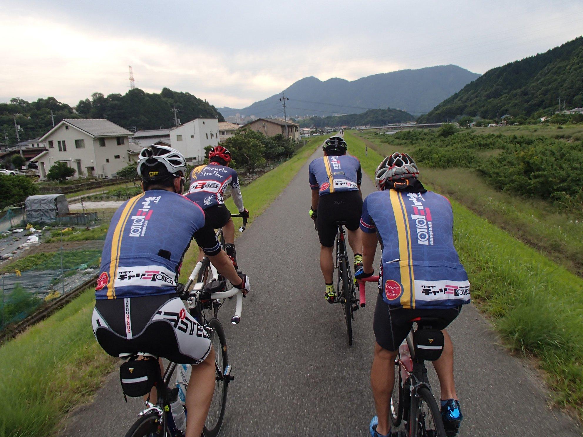 三篠川沿い