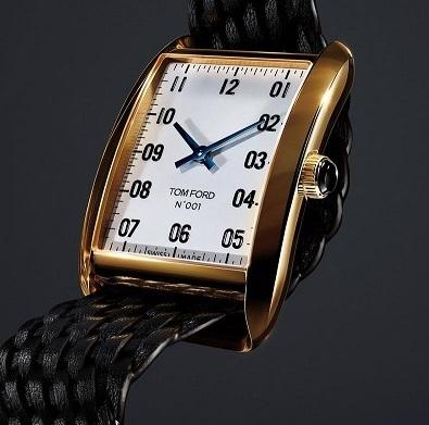 トム・フォードの腕時計「TOM FORD N°001」