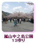 嵐山中之島公園13参り