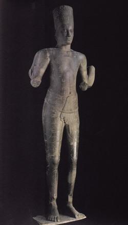ハリハラ8 7世紀PRASAT ANDET