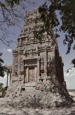 ハリハラ11PREAH SREI寺院