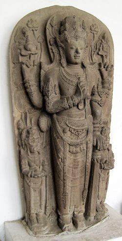 ハリハラ13世紀マジャパイト王kertarajasaのポート