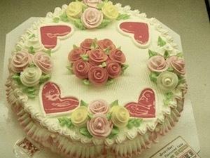 タイのケーキ