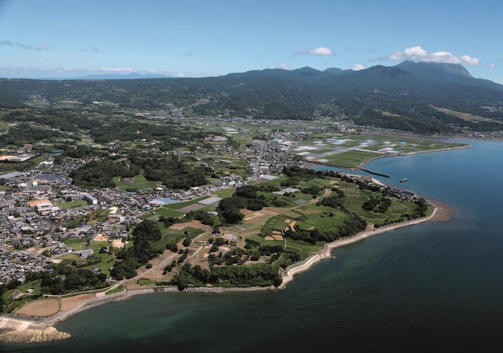 原城跡、長崎県世界遺産登録推進課HP