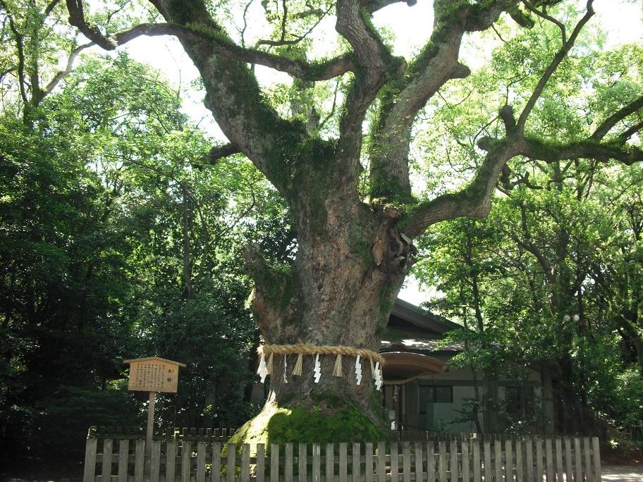 熱田神宮レポート7
