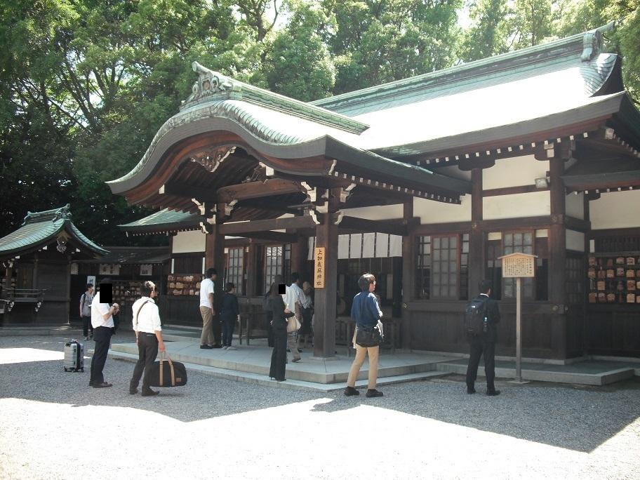 熱田神宮レポート3