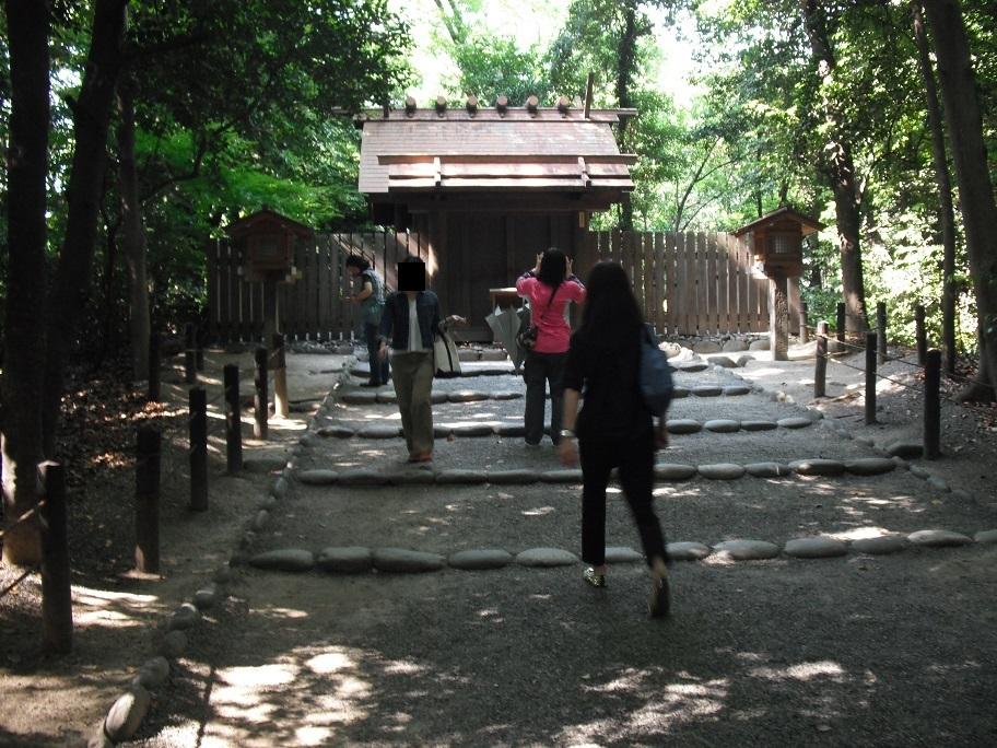熱田神宮レポート9