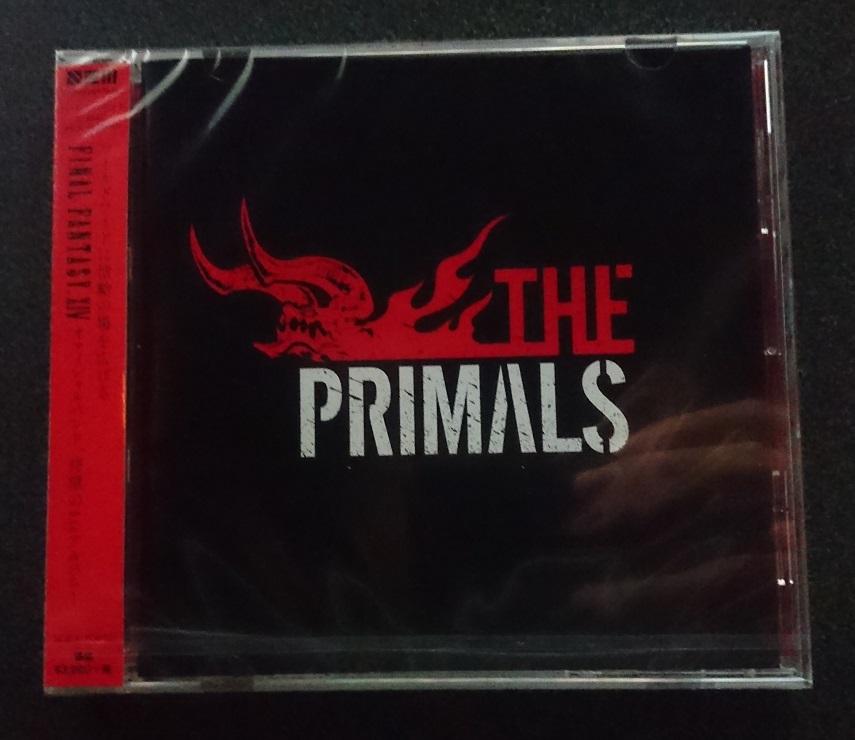 THE PRIMALS デビューCD!