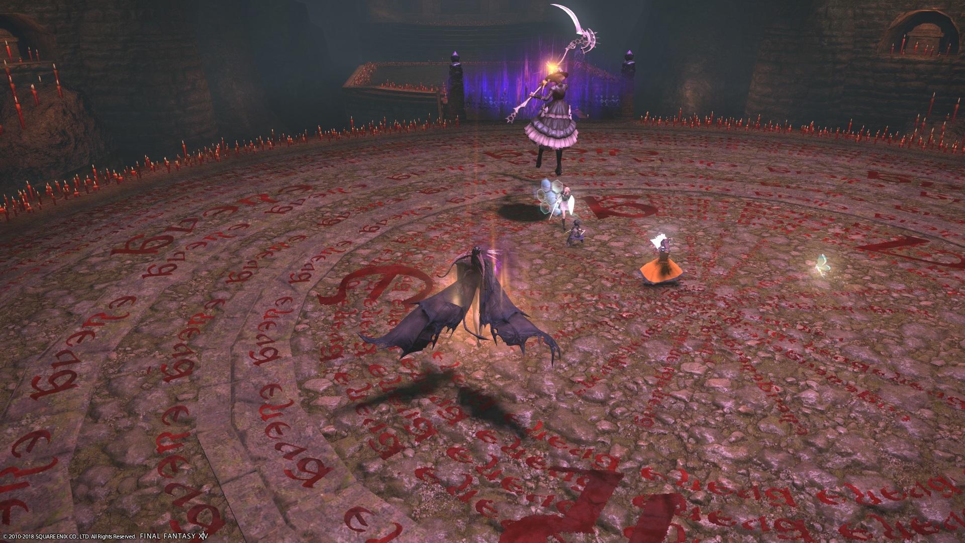 死者の宮殿50階層へ・・・3