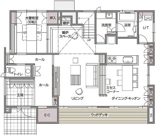 0016_fukushimatyuuou_madori_1F.jpg