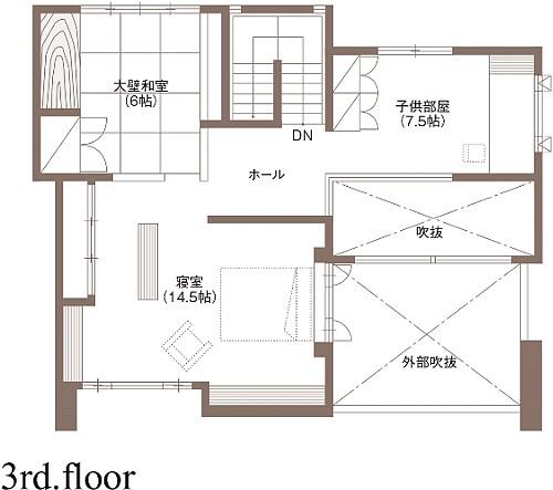 0038_kawaguchi_madori_3F.jpg