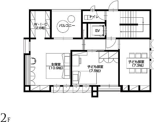 0062_takashimadaira_madori_2F.jpg