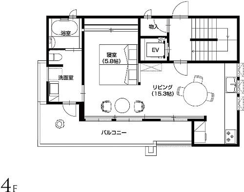 0062_takashimadaira_madori_4F.jpg