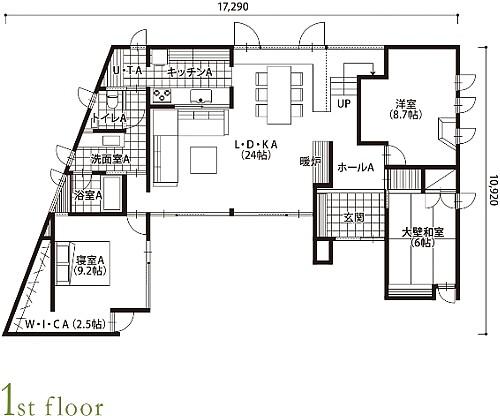 0080_hamadayama_dai1_madori_1F.jpg