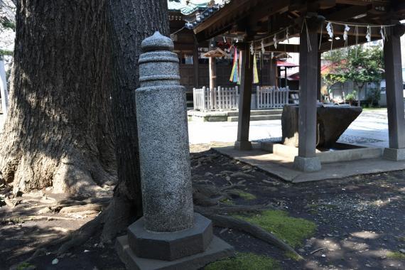 上目黒天祖神社⑥
